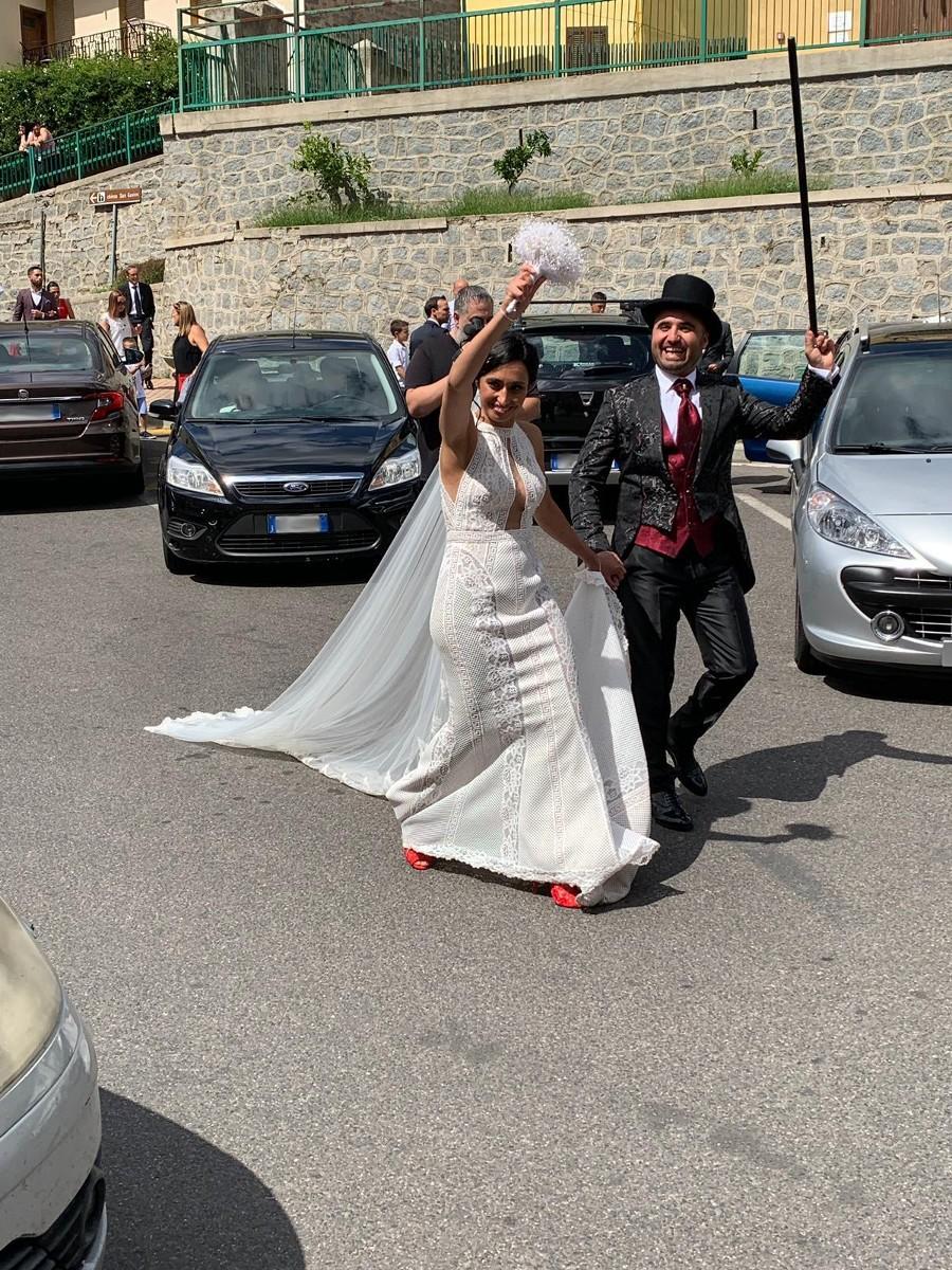 Matrimonio di Monica e Giuseppe